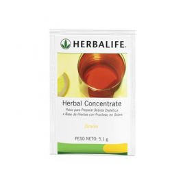Herbal Concentrate sabor Limon Sobres 5.1g