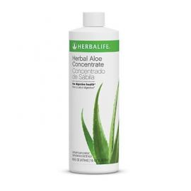 Herbal Aloe Concentrado Original 473 ml