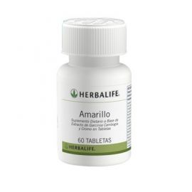 Herbalife Amarillo 60 tabletas
