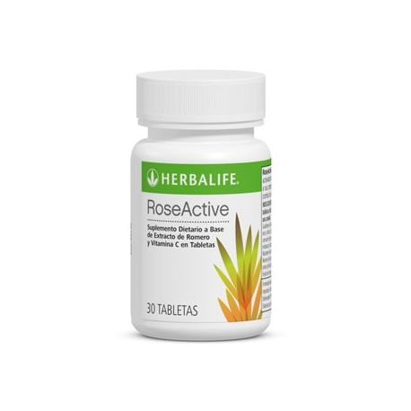 Herbalife Rose Active 30 tabletas