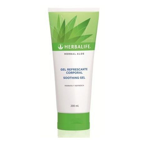 Gel Refrescante Corporal Herbal Aloe
