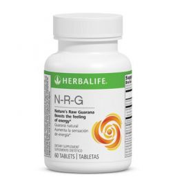 Herbalife NRG guaraná 60 Tabletas