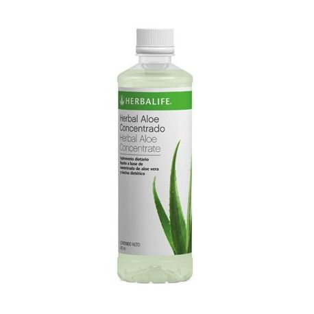 Herbalife Herbal Aloe Concentrado Original